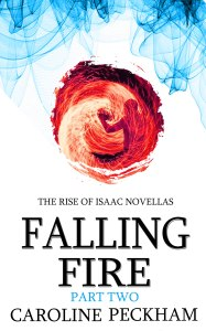 Falling Fire Novella Cover PART TWO