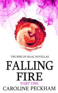Falling Fire Novella Cover