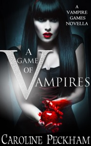 Vampire games novella